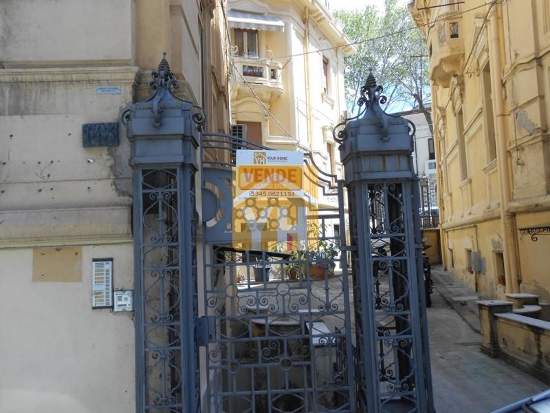 A Reggio Calabria in Via De Nava.pochi passi dal Museo. Lungomare Falcomatà.